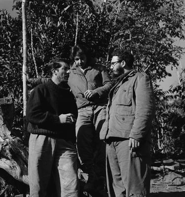 Enrique Meneses y Fidel
