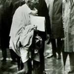 Gandhi vive en los espíritus libres y oprimidos