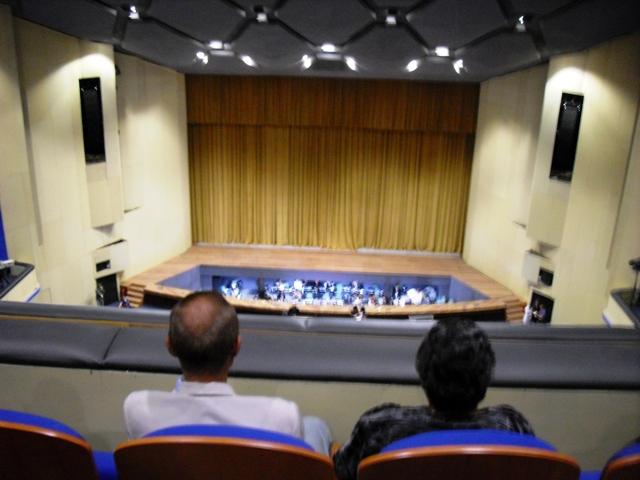 Platea Sala Avellaneda. Tomada de Internet