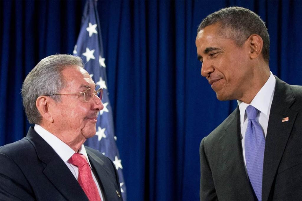 Obama-Castro-Cuba