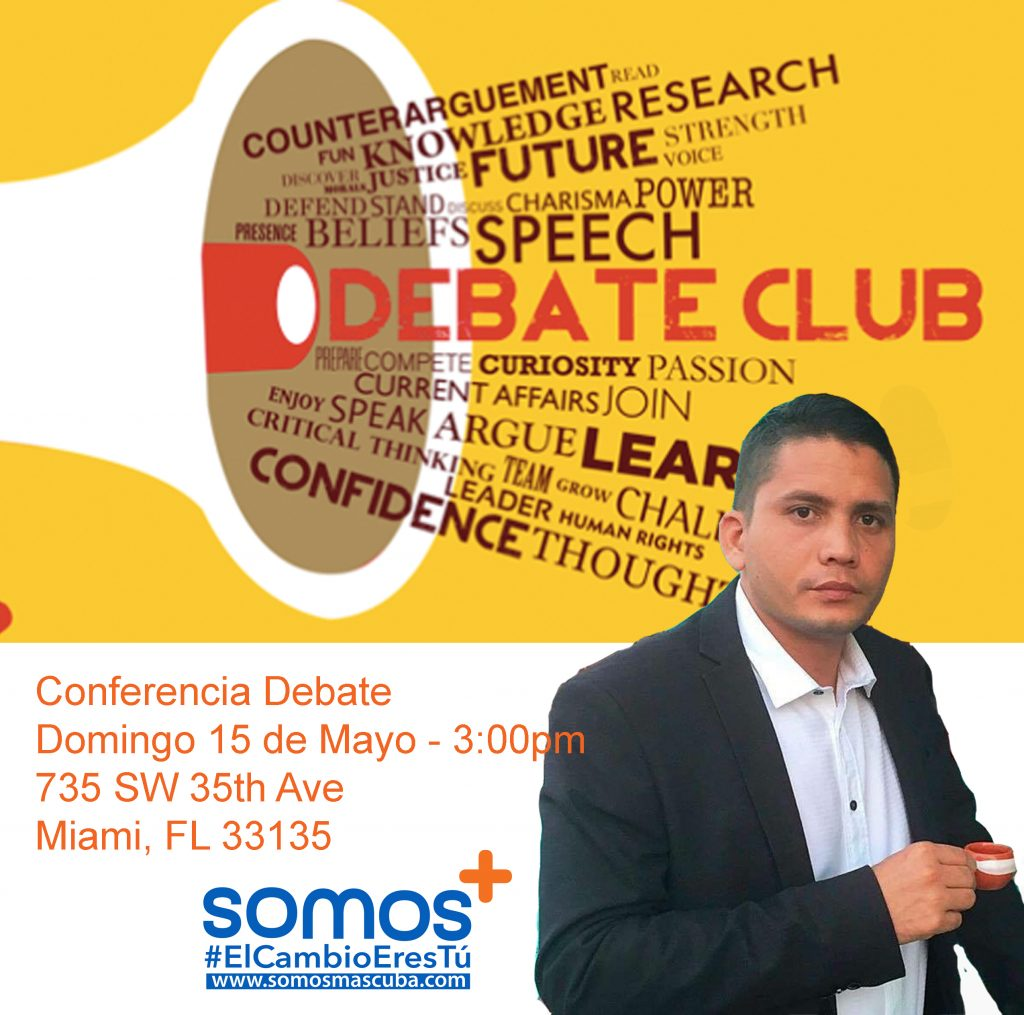 Debate Mayo