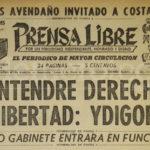 La Prensa libre: el exterminio