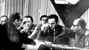 Congreso de educación y Cultura. Fidel dice las famosas palabras a los intelectuales