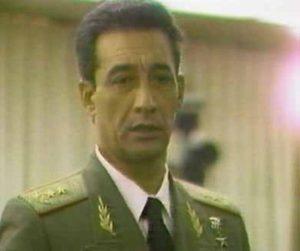 Arnaldo Ochoa en el juicio militar (1989)