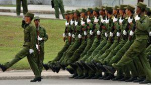 Imágenes del Desfile inaugural del Bastión