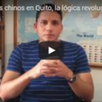 Calzoncillos chinos en Quito: la lógica revolucionaria