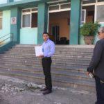 Miembros del Consejo Nacional de Somos+ entregan denuncia ante fiscalía Provincial de la Ciudad de la Habana