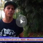 Cubanos sin miedo: Roberto Diaz Cue