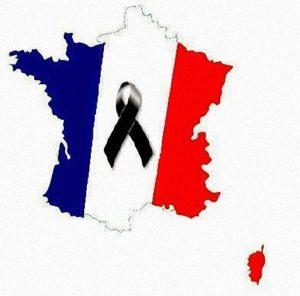 Luto Francia Atentados